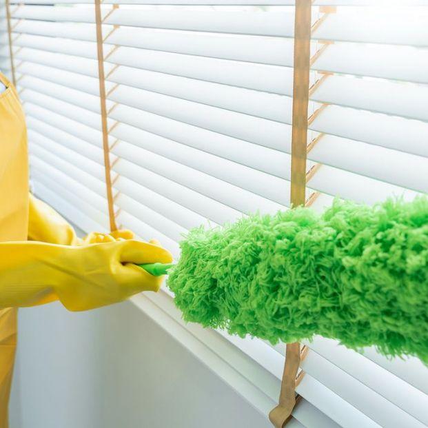 Trucos caseros para limpiar el polvo