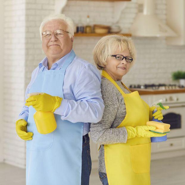 Trucos que te ahorrarán mucho tiempo a la hora de limpiar