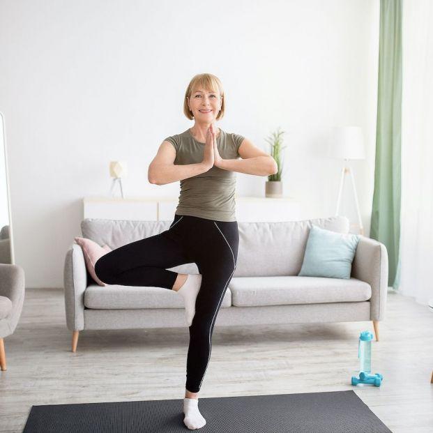 4 ejercicios para mejorar tu equilibrio