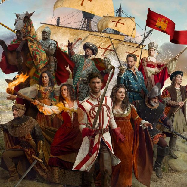 La Historia de España cobra vida en el Puy du Fou de Toledo
