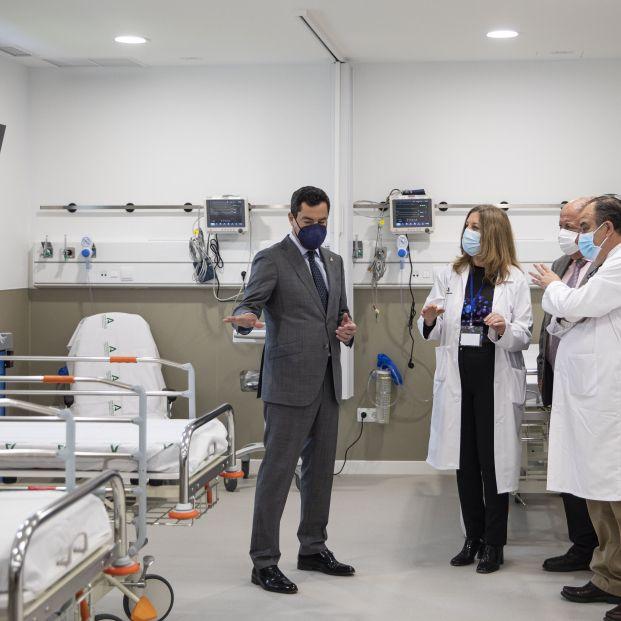 Andalucía busca a mayores de 80 años sin vacunar