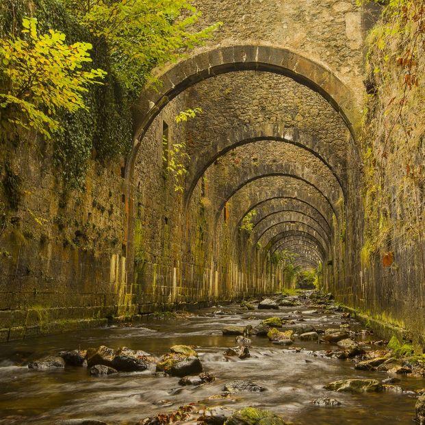 Siete lugares abandonados de España que se pueden visitar, si te atreves Foto: bigstock