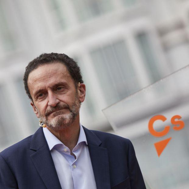 Edmundo Bal, candidato de Ciudadanos a las elecciones autonómicas a la Comunidad de Madrid