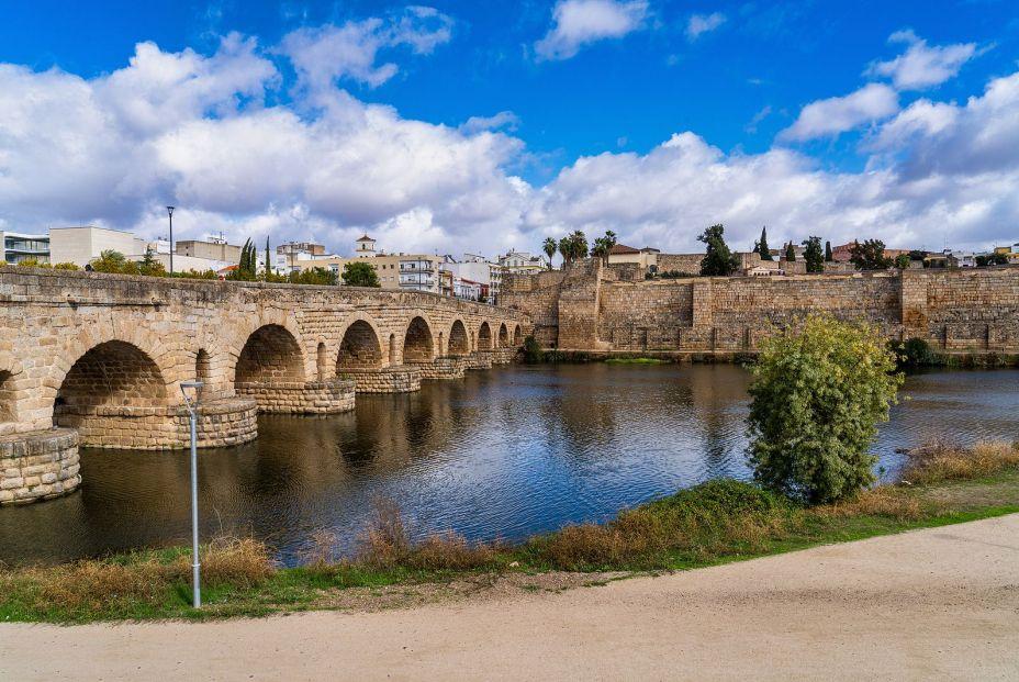 bigstock Merida Spain  November    377838838