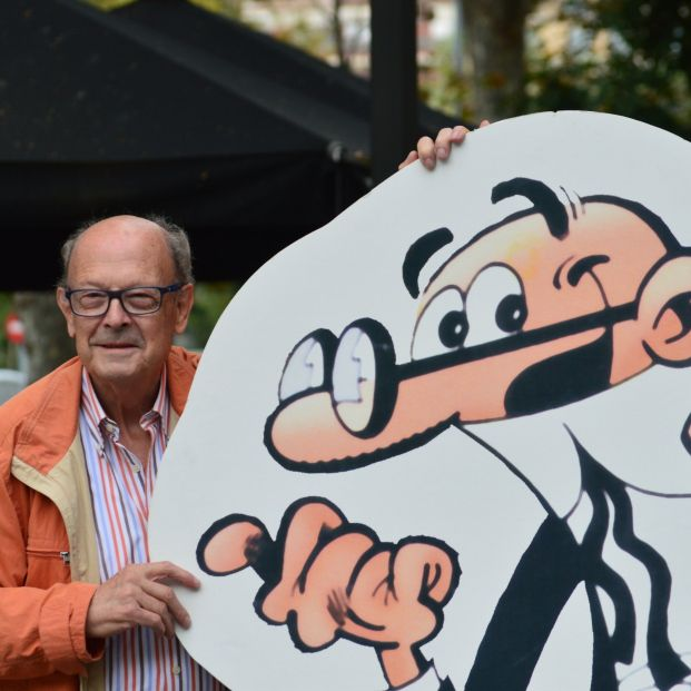 Mortadelo y Filemón recorrerán España en una nueva historieta