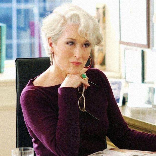 ¡Arriba las canas! Actores y actrices que presumen de pelo blanco