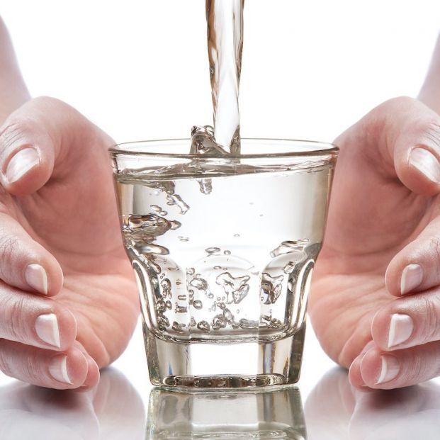 Perder agua... es envejecer