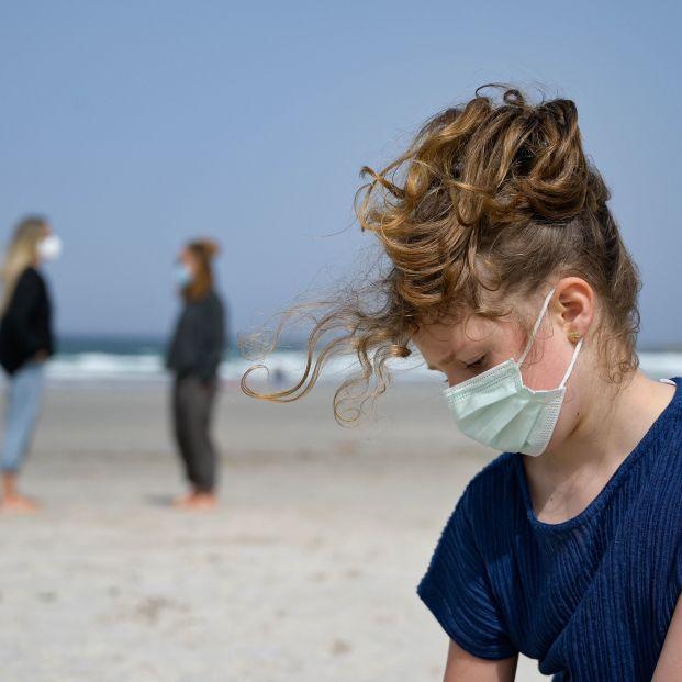 Las excepciones para poder llevar mascarilla en la playa, piscinas, lagos o embalses