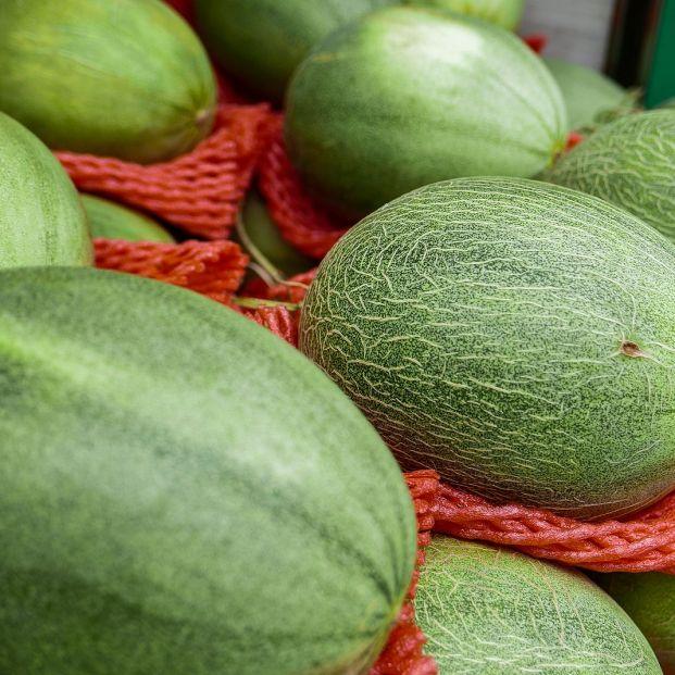 Los mejores trucos para saber si un melón está en su punto