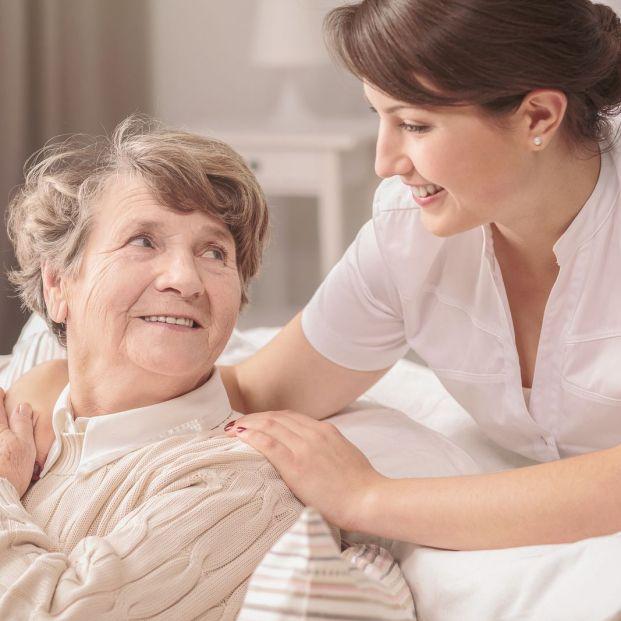 Fases del alzhéimer (Bigstock)