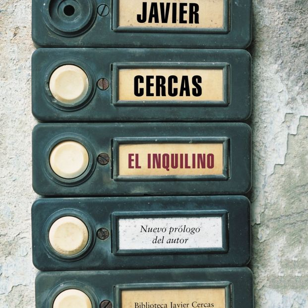 Portada de El inquilino de Javier Cercas