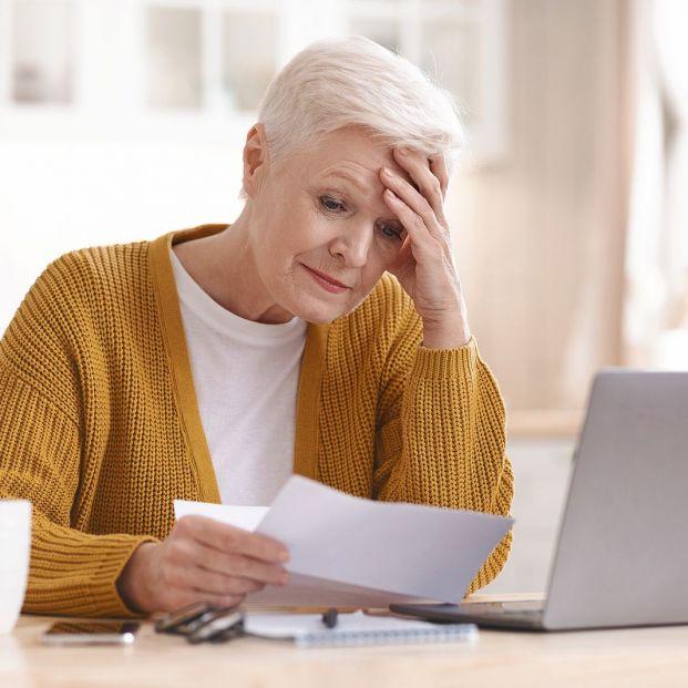 Casos en los que el banco considerará tu préstamo 'incobrable' (Foto Bigstock)
