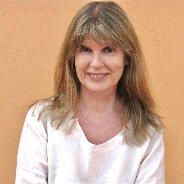 Marga Clark, escritora y fotógrafa, sobrina de la escultora Marga Gil Roësset.