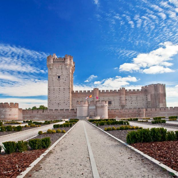 Ruta por los castillos de Valladolid. Castillo de la Mota Foto: castillodelamota.es
