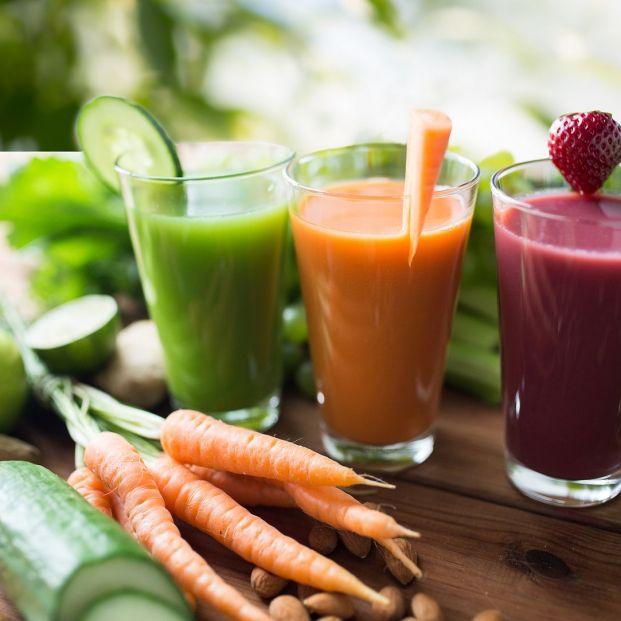 Alimentos depurativos Dieta detox (bigstock)