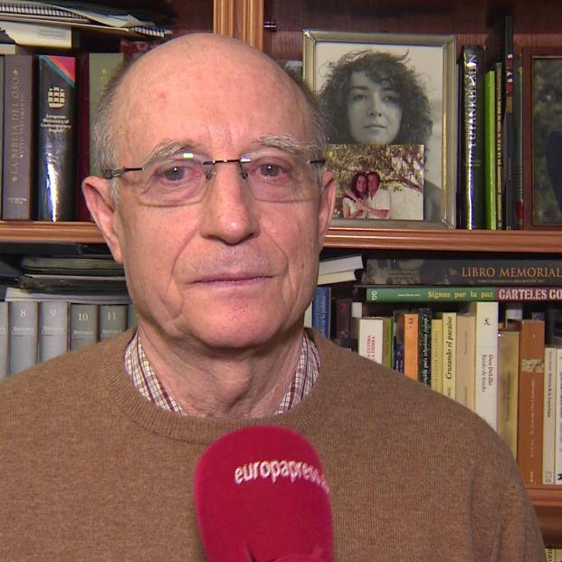 """Ángel Hernández: """"Dicen que lo importante es la vida, y no es vida lo que tenía mi mujer"""""""