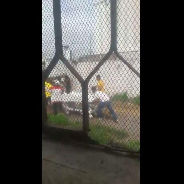 Roban el cadáver de un familiar muerto por covid. Foto: Twitter