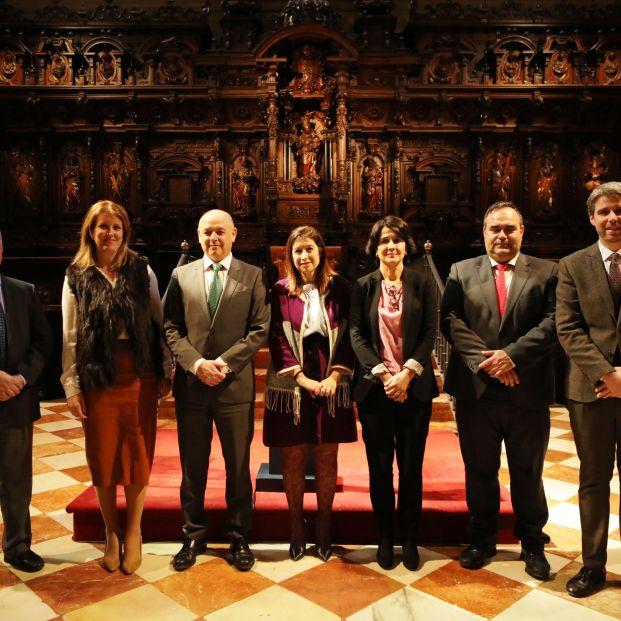 Presentación en el Palacio Episcopal de Málaga de la exposición sobre la obra de Pedro de Mena (Diocesis de Málaga)