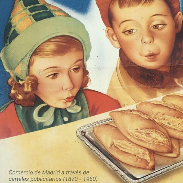 Conoce la historia del comercio de Madrid a través de carteles publicitarios