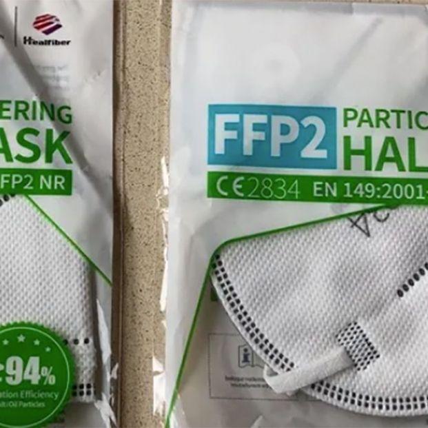 País Vasco y Castilla y León retiran las mascarillas FFP2 hechas con grafeno