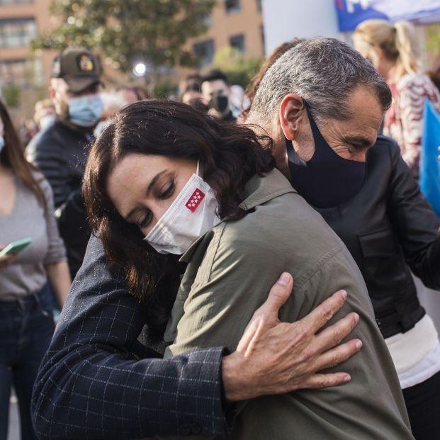 El Constitucional deja fuera a Toni Cantó de la lista de Ayuso para las elecciones de Madrid