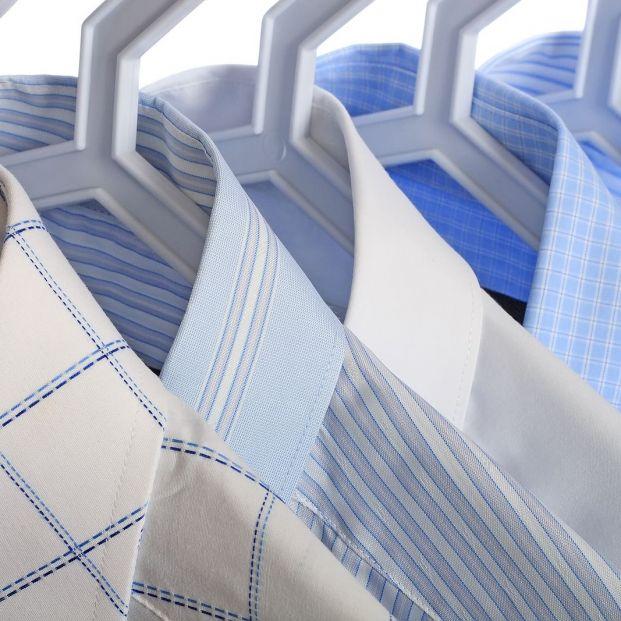 4 pasos para que tus camisas te duren más tiempo y estén en perfecto estado cuando las uses Foto: bigstock foto: bigstock