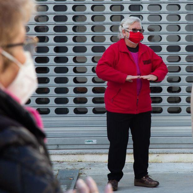 Los mayores de de 60 años se comportan de manera más responsable con su salud que el resto. Foto: Europa Press