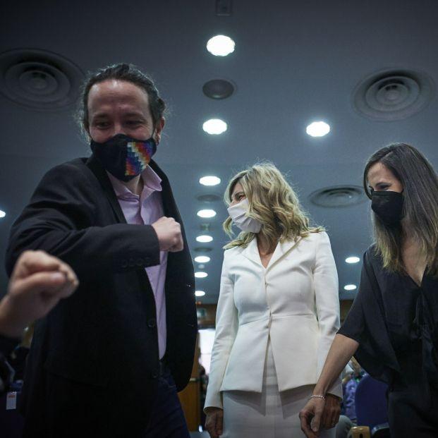 CIS: Podemos sube tras la marcha de Pablo Iglesias del Gobierno y el ascenso de Yolanda Díaz