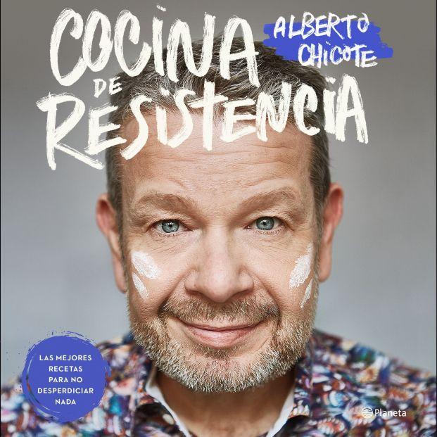 Llega Cocina de resistencia, el nuevo libro de Alberto Chicote. Foto: Planeta