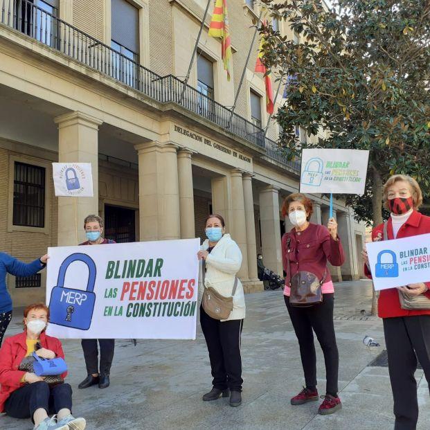 Encuentro virtual 'El candado de las pensiones'