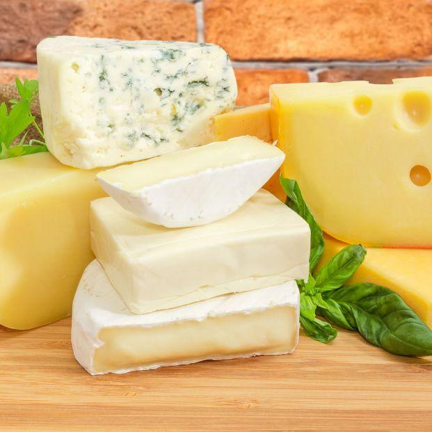 Estos son los mejores quesos de España (big stock)