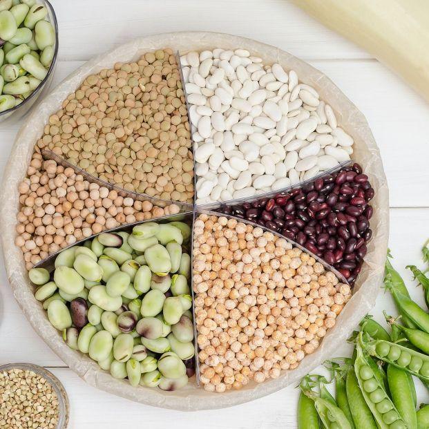 Las 7 legumbres que consiguen calmar el hambre