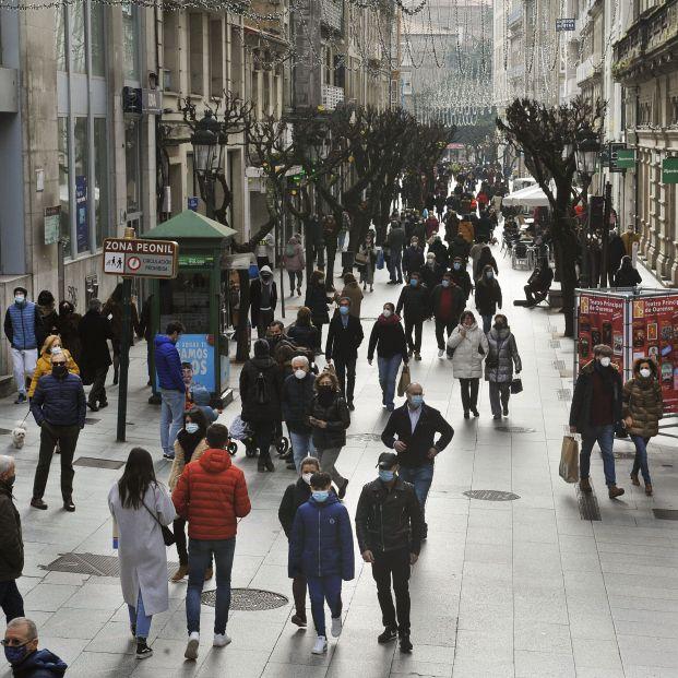 España ha perdido 106.146 habitantes en 2020, coincidiendo con la pandemia del coronavirus. Foto: Europa Press