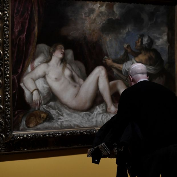 'Pasiones mitológicas': El Museo Nacional del Prado lanza su primera visita virtual