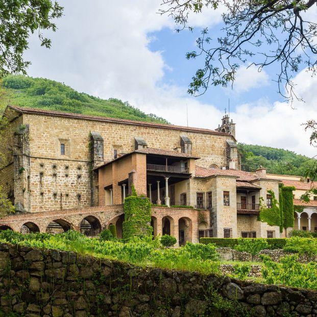 Visitamos el Monasterio de Yuste, última morada de Carlos V. Foto: bigstock