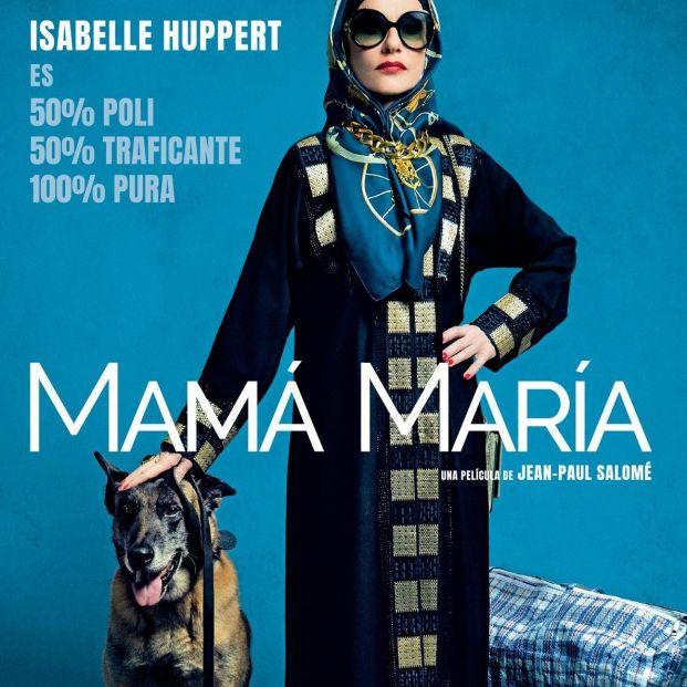 Isabelle Huppert se convierte, a sus 68 años, en trafican...