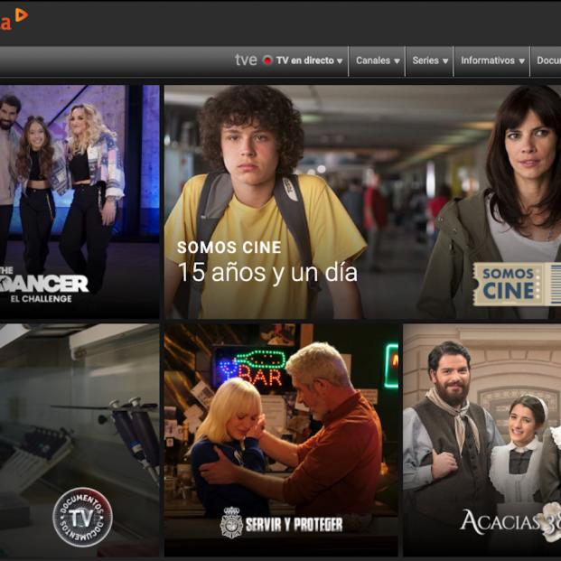 Series de TVE que ya puedes ver gratis en su página web