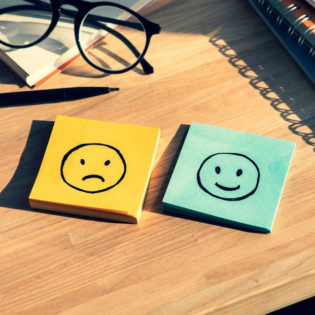 El problema de controlar demasiado nuestros sentimientos. Foto: bigstock