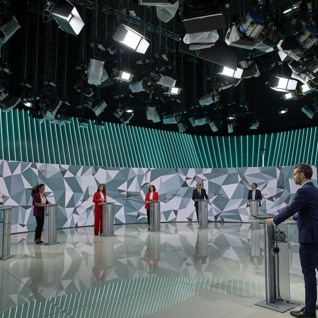 Los cinco problemas ignorados en el Superdebate del 4-M