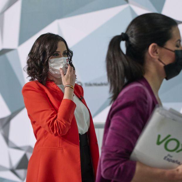 Análisis de la comunicación no verbal del debate del 4-M: el grave problema de Ayuso