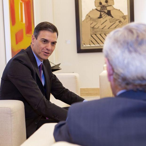 Fernando Ónega entrevista a Pedro Sánchez
