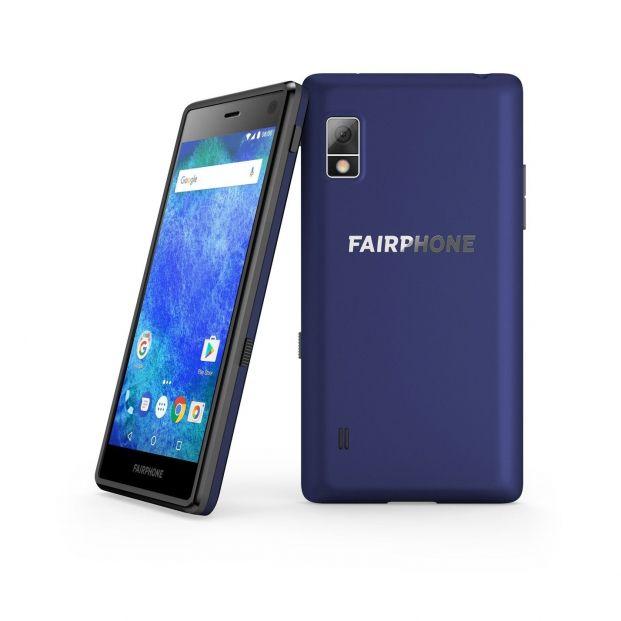 ¿Se pueden comprar teléfonos móviles sin coltán? Fairphone 2 (Fairphone)