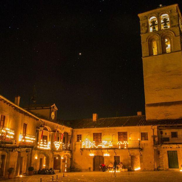 Conciertos de las velas (www.pedraza.net)