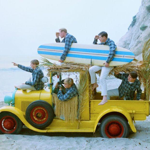 The Beach Boys en España