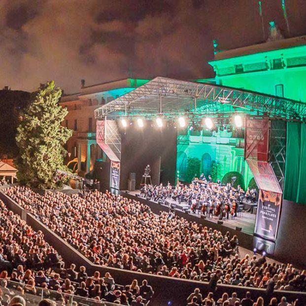 Los mejores festivales de música (Festival Jardins Pedralbes)