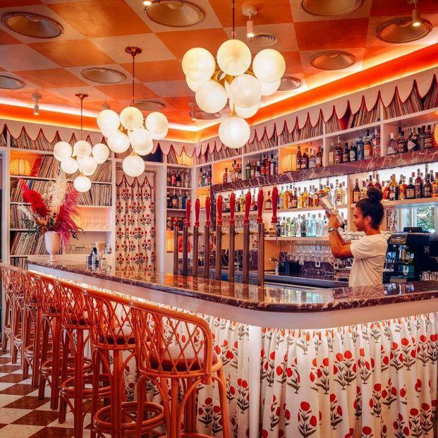 Recorrido por la 'Milla de oro' del buen comer en Madrid (Restaurante Bel Mondo. Foto: Big Mamma)