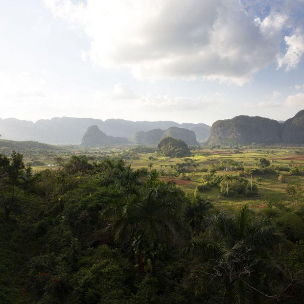 Valle de Viñales en Cuba. Medidas para personas mayores en entornos tropicales