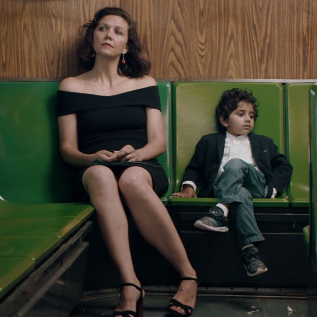 Gyllenhaal y Sevak en La profesora de parvulario (2018) (Pie Films)