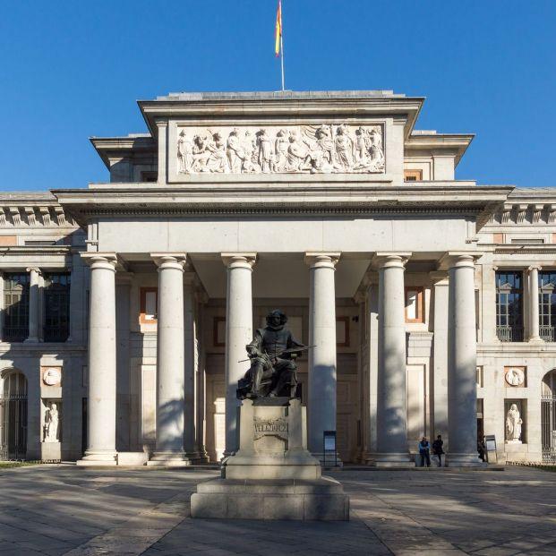 Museo del Prado en Madrid, uno de los museos más visitados de España (BigStock)