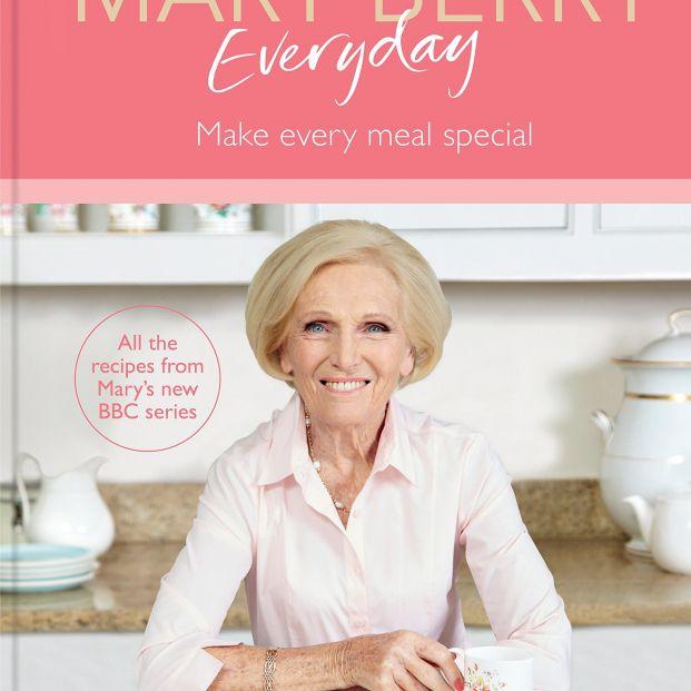 Uno de los libros de Mary Berry (Amazon)